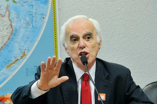 Samuel Pinheiro Guimarães - Foto: Senado Federal https://www.flickr.com/photos/agenciasenado/