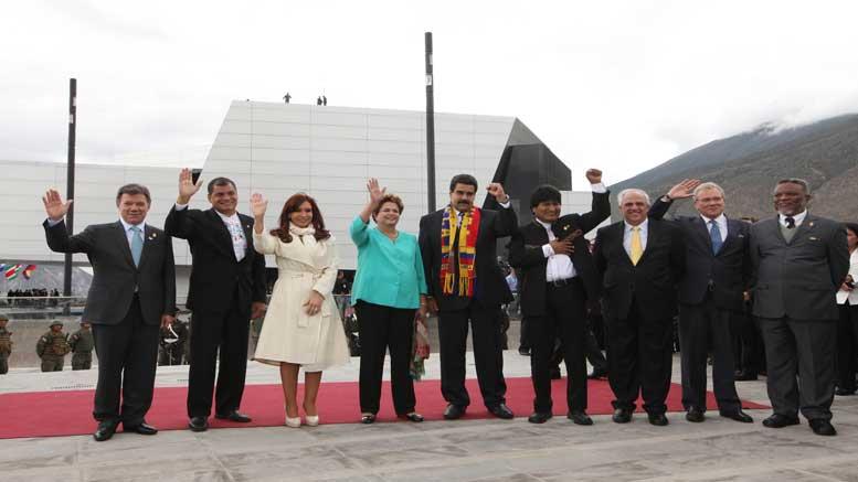 UNASUR - Foto: Presidencia de la República del Ecuador https://www.flickr.com/photos/presidenciaecuador/