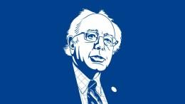 Foto: Bernie Sanders - Fuente: DonkeyHotey https://www.flickr.com/photos/donkeyhotey/