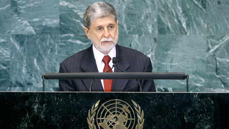 Foto: Ministério das Relações Exteriores https://www.flickr.com/photos/mrebrasil/