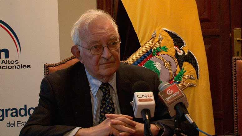 Foto: Cancillería del Ecuador https://www.flickr.com/photos/dgcomsoc/